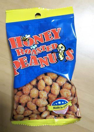 ハニーローストピーナッツ