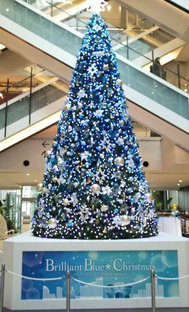 MARKISのクリスマスツリー
