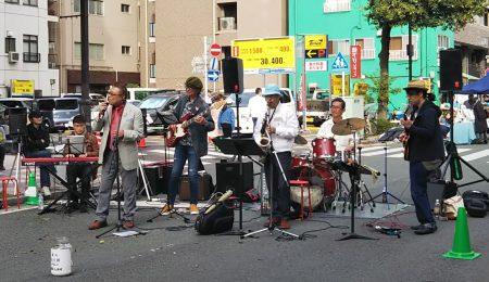 ジャズバンド