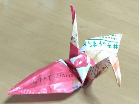 キットカットの鶴