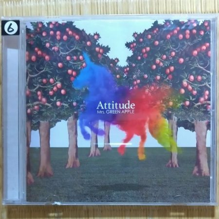 Mrs.GREEN APPLE「Attitude」