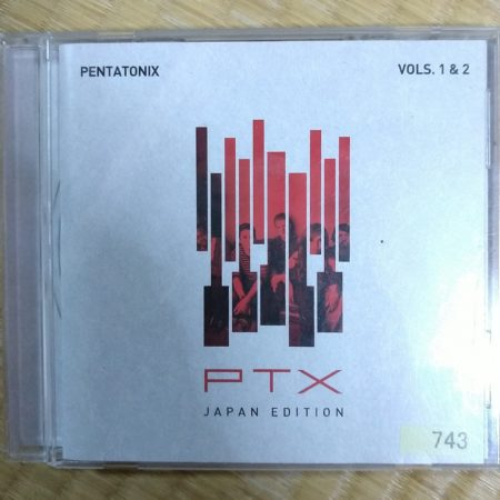 Pentatonix「PTX JAPAN EDITION」
